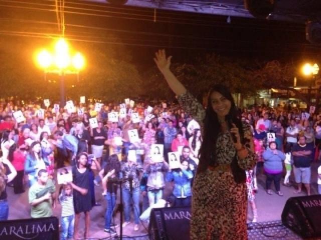 Cruzada Evangelística Abençoando o Paraná em Tuneiras do Oeste