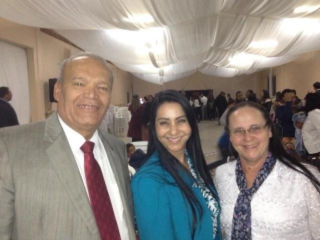 Deputada Mara Lima participa do Congresso do Círculo de oração da AD São Mateus Do Sul