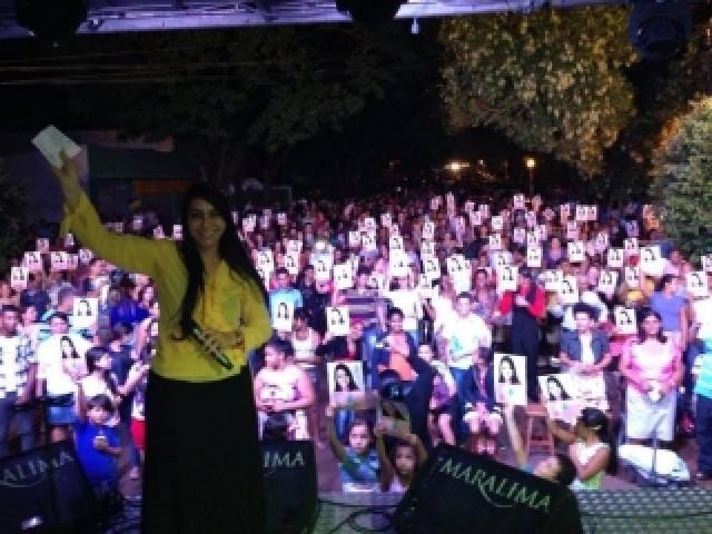 Cruzada Evangelística Abençoando o Paraná em Paissandu