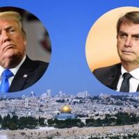 """Eleição de Bolsonaro alia Brasil com EUA e Israel contra """"temporada de cativeiros"""", diz pastor"""