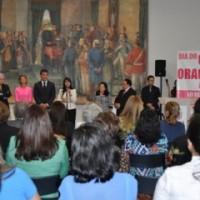 Governador recebe lideranças de mulheres religiosas