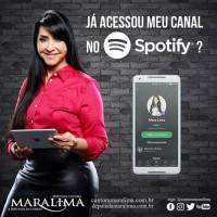 Siga Cantora Mara lima nas redes sociais.